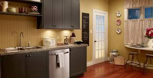this soft creamy yellow just seems so appropriate for a kitchen