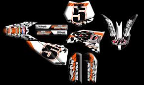 personalized motocross jersey ktm full kits nineonenine designs