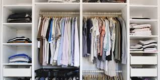 how to organize your closet askmen