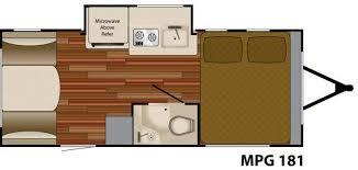 heartland mpg floor plans 2011 heartland mpg mpg181 travel trailer cincinnati oh colerain rv