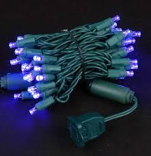 wide angle purple 50 bulb led lights sets 11