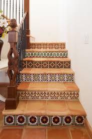 spanish floor indoor tile floor ceramic victorian pattern spanish colonial