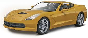 revell california revell 1 25 2014 corvette stingray plastic model kit