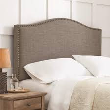 King Size Bed Upholstered Headboard by Uncategorized Upholstered Headboard Full Bed Frame Ideas And