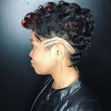 Barbershop Haircuts For Black Women Short Haircut Designs Your Barber Needs To See Essence Com