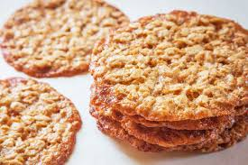 oatmeal lace cookies recipe simplyrecipes com