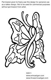 design tattoo butterfly 18 best butterflies images on pinterest cancer ribbon tattoos