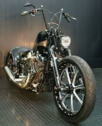 modified harley davidson rocker c custom fender marks rocker