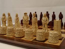Ancient Chess Set Berkeley Chess Ltd English Chess Set Ivory And Red 0 1278