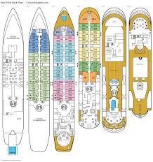 deck plans com pride deck plans diagrams pictures