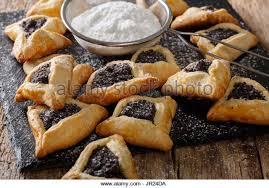 hamantaschen poppy seed poppy seed biscuits stock photos poppy seed biscuits stock