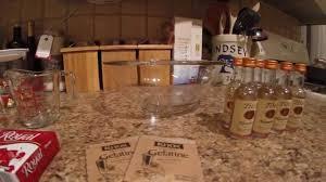 making jello vodka halloween worms youtube
