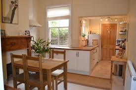 small kitchen diner ideas i this but i will add a conservatory the kitchen this is