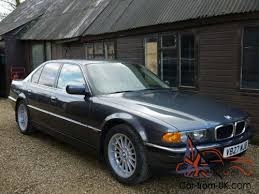bmw 728i for sale uk 728i e38 saloon just 31k from
