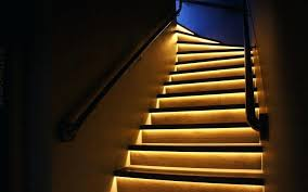 led step lights indoor stair lights led stair lighting step lighting stair lights led kit