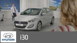 the hyundai i30 it u0027s all about the kids youtube