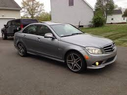 mercedes c300 amg wheels sell used 2008 mercedes c300 4matic c class sport loaded amg