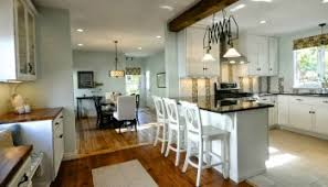kitchen rooms remodelaholic open plan kitchen and dining room