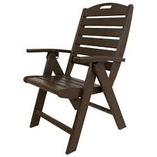 Brown Plastic Adirondack Chairs Furniture Double Cape Cod Adirondack Chair By Trex Outdoor