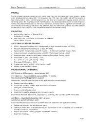 pl sql developer resume sample sidemcicek com