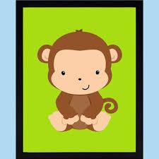 Monkey Decor For Nursery Shop Monkey Nursery Decor On Wanelo