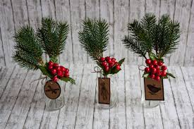 diy christmas decorating entry table decoration easy shabby tree