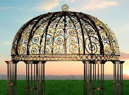 architectural decorative wrought iron metal work fabrication new