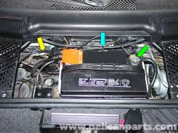 porsche 911 carrera battery replacement and trickle charger