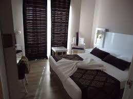 türkische schlafzimmer eines der beiden schlafzimmer im familienzimmer hotel side