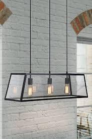 Industrial Pendant Light Gabin Vintage Industrial Pendant Light My Furniture