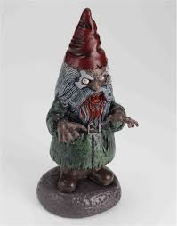 zombie contacts spirit halloween zombie garden gnome halloween decoration walmart com