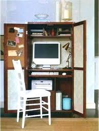 Armoire Office Desk Office Armoire Upsite Me