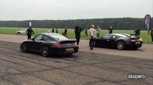 bugatti veyron vs lamborghini gallardo drag race mercedes sls amg vs porsche 911 turbo s vs lamborghini
