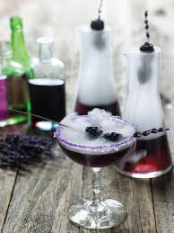 halloween cocktail mr hyde potion hgtv
