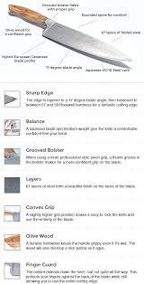 Types Of Kitchen Knives by Bulat Your Go To Kitchen Knife Indiegogo