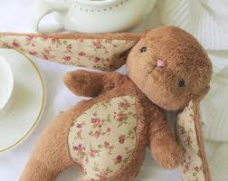 stuffed bunnies for easter stuffed bunny rabbits etsy
