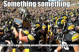Nebraska Football Memes - b1g 2013 ote s minnesota potluck the third time s the best time