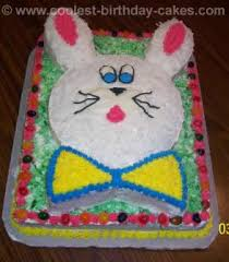 61 adorable easter bunny cakes for the diy cake enthusiast