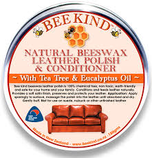 Leather Sofa Conditioner Bee Kind Beeswax Leather Upholstery And Leather Couch Conditioner