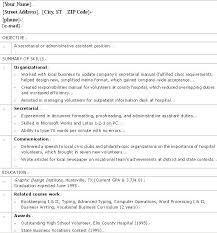 Resume Volunteer Experience Sample by Example Of Resume For High Student Resume For High
