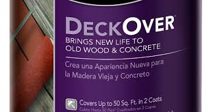 introducing new behr deckover solid color coating the