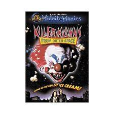 widescreen killer klowns from outer space dvds ebay