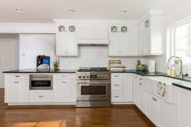 a look at classic white kitchen shrewsbury new jersey by design