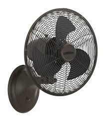 12 inch 3 speed oscillating fan fanimation fp7948ob portbrook wall table fan 12 inch ceiling fan oil