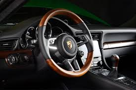 porsche dashboard one millionth porsche 911 is an irish green carrera s photo