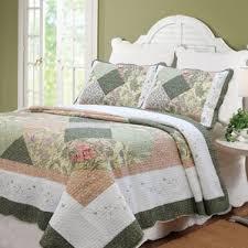 Girls Patchwork Bedding by Patchwork Bedding Sets You U0027ll Love Wayfair