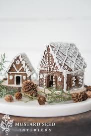 gingerbread house recipe u0026 templates miss mustard seed