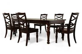 mathis brothers dining tables ash d697 7pc ashley porter dining set mathis brothers furniture