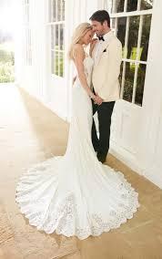 sheath wedding dresses wedding dresses backless sheath wedding dress martina liana