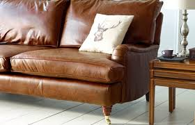 Uk Leather Sofas Downton Vintage Leather Sofa The Chesterfield Company